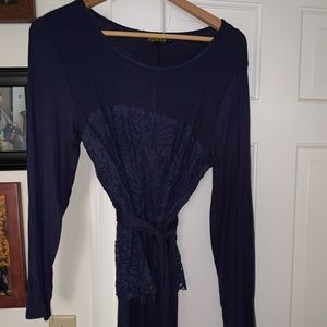 NWOTs Small Navy Tunic Reborn Collection
